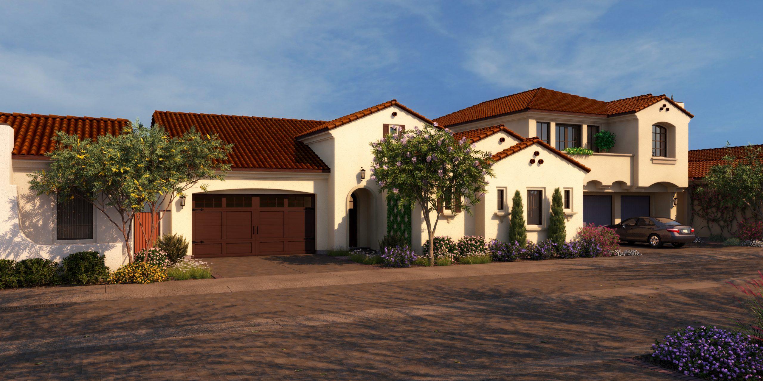 New home construction Chandler Arizona