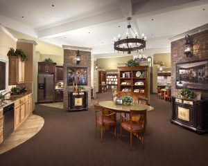 New Village homes design center for new home builder in Chandler and Gilbert, Arizona