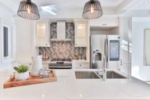 New home kitchen design options in Gilbert Arizona