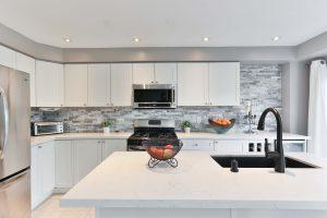 New home kitchen design options Gilbert Chandler