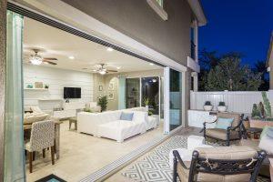 New home construction in Gilbert Arizona