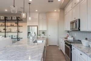New home kitchen options in gilbert Arizona